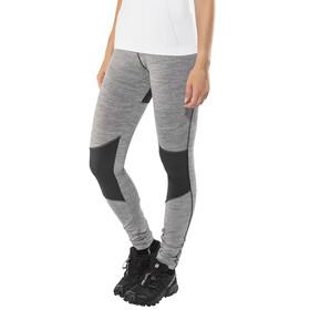 Salewa Pedroc Dry - Pantalones largos running Mujer - gris